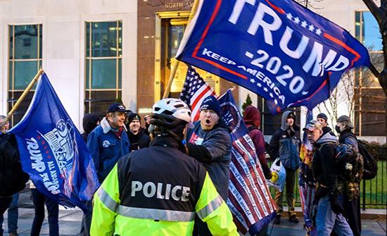 تظاهرات مؤيدة لترمب.. وانتخابات حاسمة في الكونغرس