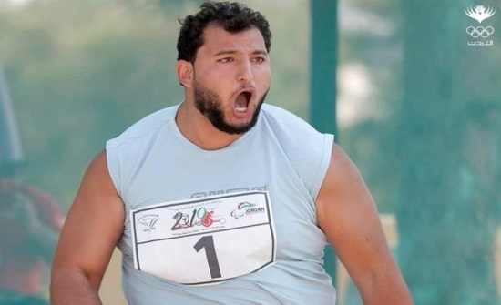 بارالمبيك طوكيو: ترقب أردني لذهبية مسك الختام عبر البطل أحمد الهندي
