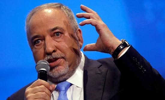 ليبرمان: دعوة نتنياهو لتشكيل حكومة وحدة حيلة سياسية