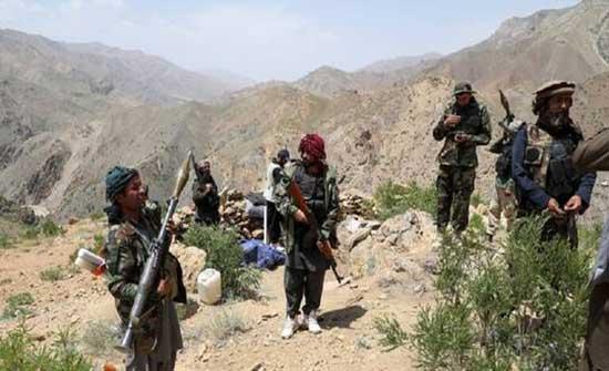 """أكثر من ألف عسكري أفغاني دخلوا إلى طاجيكستان فرارا من """"طالبان"""""""