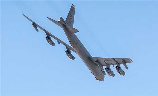 """موسكو: مشاركة قاذفة أمريكية في مناورات البلطيق """"عمل استفزازي"""""""