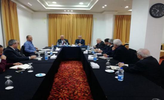 عريقات يلتقي في عمان وفد الفيدراليات الفلسطينية في اميركا اللاتينية والكاريبي