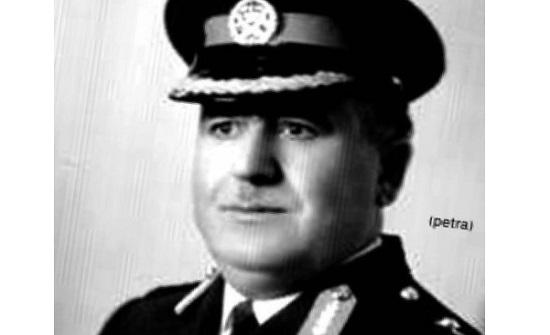 الذكرى السادسة لرحيل مدير الامن العام الاسبق حكمت مهيار