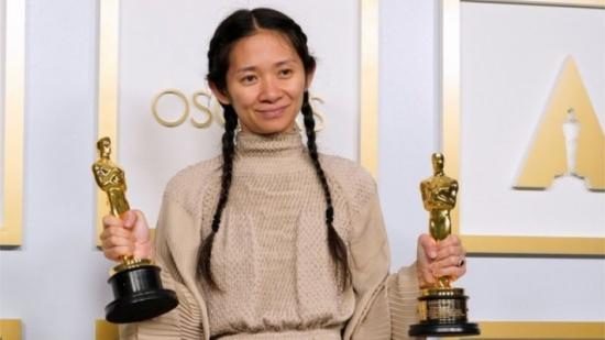 جوائز الأوسكار 2021: فيلم نومادلاند أبرز الفائزين في حفل استثنائي بسبب وباء كورونا