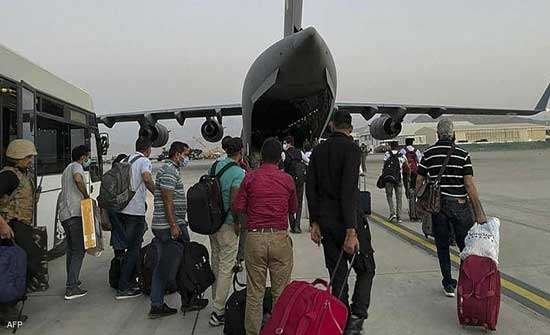 البيت الأبيض: 19 مواطنا أميركيا تم إجلاؤهم اليوم برحلة جوية من كابل للدوحة