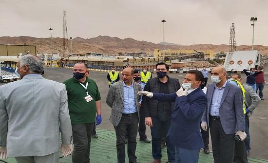 وزير النقل: منظومتا الشحن البري والبحري والموانئ تسير حسب الخطط