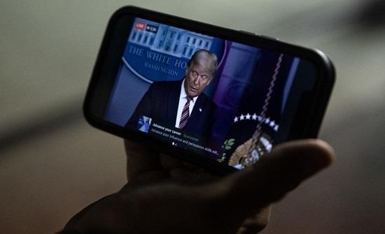 CNN: ترامب عاش بمزاج سيئ في أسبوعه الأخير بالرئاسة