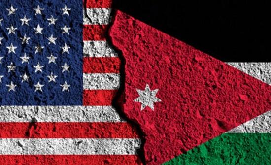 واشنطن تؤكد استمرار دعم الحكومة الأمريكية للأردن