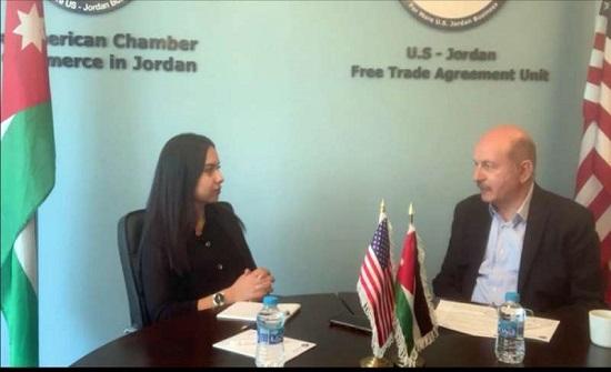 البطاينة: تصدير الخدمات للسوق الأميركية فرصة مهمة للأردن
