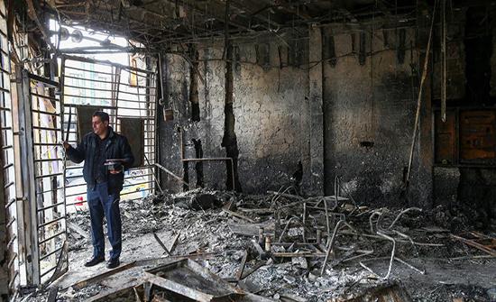 حصيلة جديدة.. 161 متظاهراً سقطوا في احتجاجات إيران