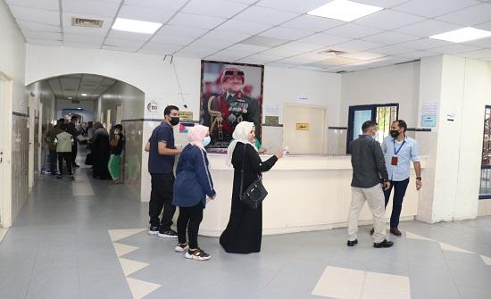 المستشفى الميداني الأردني غزة يبدأ باستقبال المراجعين