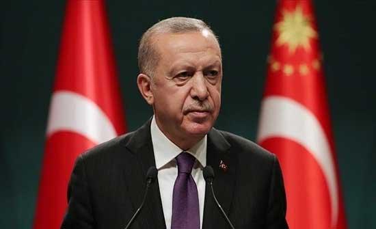 """أردوغان: تحييد المسؤول العام لـ""""بي كا كا"""" عن مخيم مخمور بالعراق"""