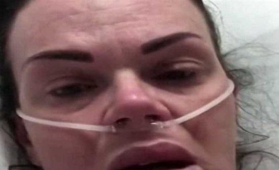 من داخل العناية المركزة.. سيدة حامل تحكي معاناتها مع «كورونا» (مشاهد مؤثرة)