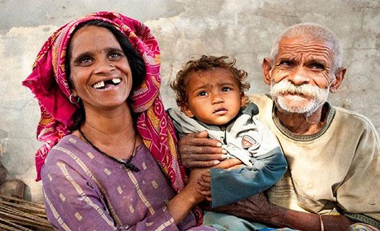 بالصور : نهاية مأساوية لأكبر أب في العالم