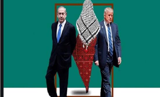 """""""اتحاد المحامين"""" يبحث التصدي لصفقة القرن ومحاكمة مجرمي الحرب في عمان"""