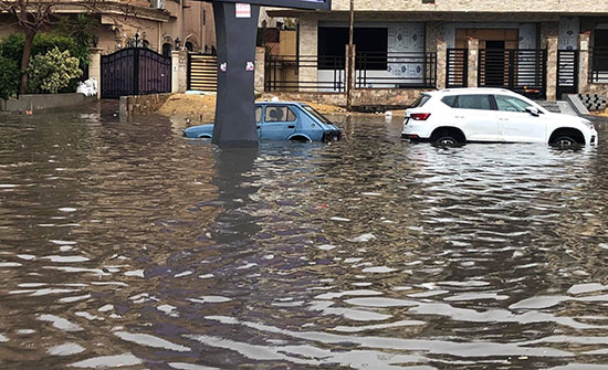 الصين تتكبد خسائر بأكثر من 8 مليارات دولار بسبب الفيضانات