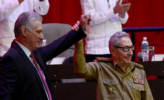 كوبا: انتخاب الرئيس ميغيل دياز كانيل أمينا عاما للحزب الشيوعي خلفا لراؤول كاسترو