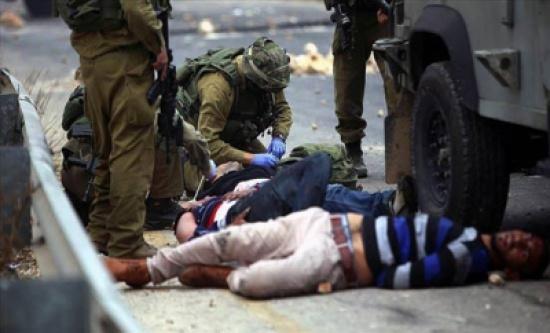 استشهاد ٣ أطفال فلسطينيين واعتقال ٥٢ منذ بداية ٢٠١٨