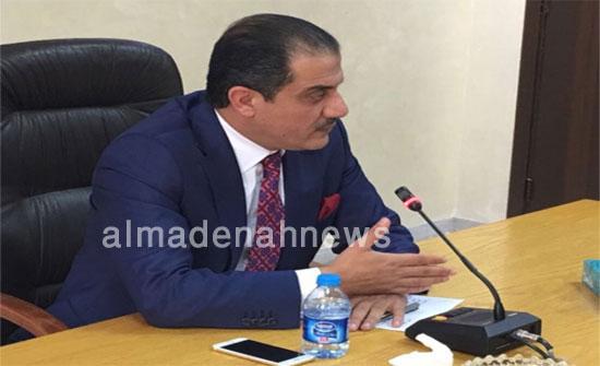 الخزاعلة : نائب اقسم بالله على تعيين 1700 موظف بالامانة