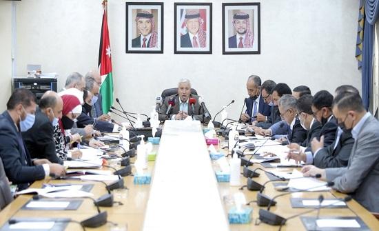 المشتركة النيابية تقر عدداً من مواد مشروع قانون أمانة عمان