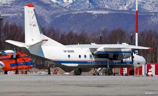 اختفاء طائرة ركاب روسية فوق سيبيريا