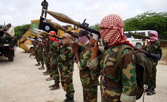 تفجيرات لحركة الشباب تستهدف قاعدة أمريكية بالصومال