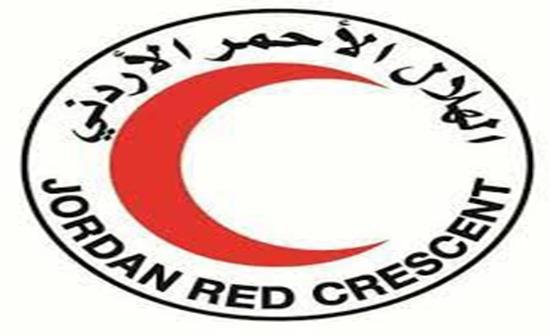عجلون: الهلال الأحمر الأردني يحتفل بمئوية الدولة الأردنية