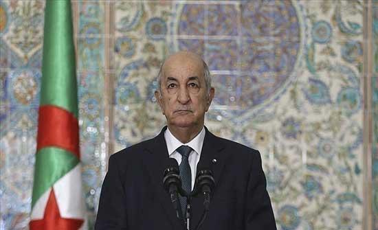 الرئيس الجزائري ينهي مهام وزير البريد والاتصالات