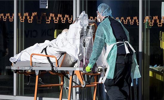 بريطانيا: 11 وفاة و 530 إصابة جديدة بكورونا