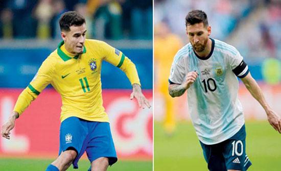 """العالم يترقب السوبر كلاسيكو.. ومدرب البرازيل يستذكر """"السبعة"""""""