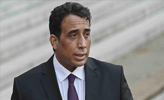 ليبيا.. المنفي يبحث عودة المهجرين إلى درنة