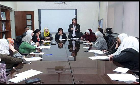 حلقة نقاشية في الجامعة الاردنية