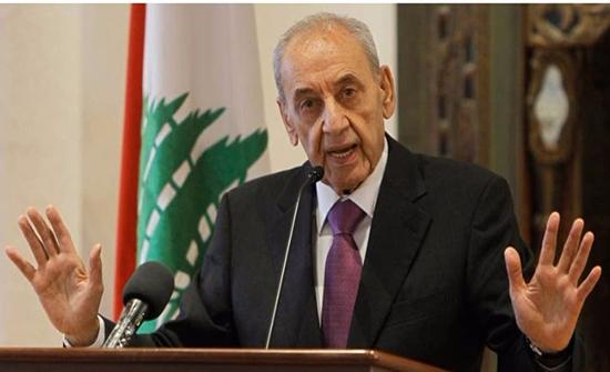 """رئيس برلمان لبنان: انهيار الليرة تستوجب إعلان """"حالة الطوارئ"""""""
