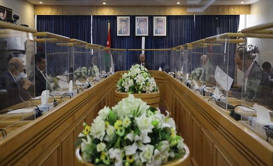 الاعيان: لجنة فلسطين تؤكد مواقف المملكة الثابتة تجاه القضية الفلسطينية