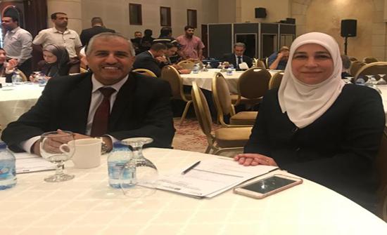 جامعة الزرقاء تشارك في ورشة إطلاق الدورة الثالثة من صندوق نيوتن - خالدي