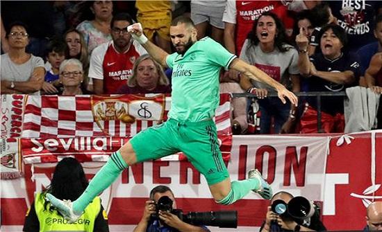 ريال مدريد يتفق مع بنزيما على عقد جديد