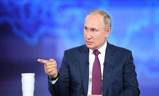 بوتين يستضيف رئيس الوزراء الأرميني في موسكو الأربعاء