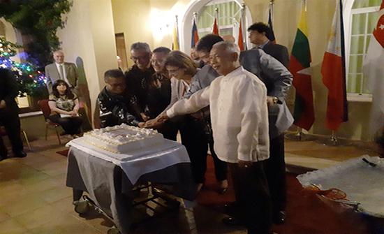 5 سفارات تحتفل باليوم الاسيوي في عمان