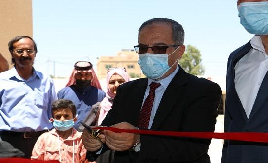 افتتاح مبنى جديد لمدرسة شخوت بالظليل
