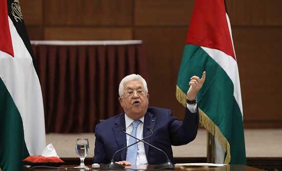 الرئيس الفلسطيني يمدد حالة الطوارئ في البلاد لـ30 يوما