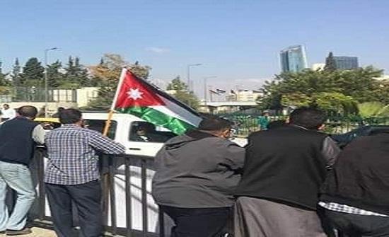 وقفات احتجاجية في عمان واربد والسلط احتجاجاً على رفع الأسعار