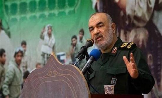 قائد الحرس الثوري: العدو لم يعد يفكر بشن حرب على إيران