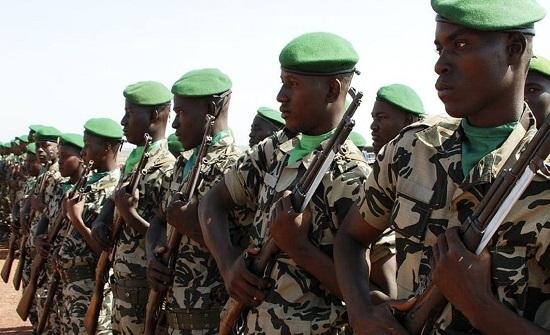 مقتل 16 عسكرياً في هجوم بوسط مالي