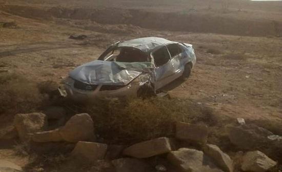 بالصور والفيديو : شاهدوا الحادث الذي اودى بحياة نقيب المعلمين