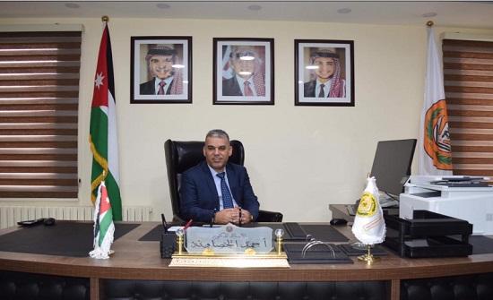 أ.د. أحمد الخصاونة يباشر عمله رئيساً لجامعة إربد الأهلية