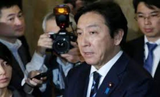 استقالة وزير ياباني لتبرعه ب 180 دولارا لجنازة