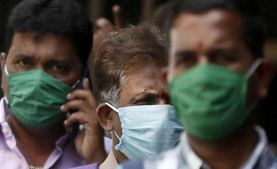 بالفيديو : هندية انهبلت بسبب الكورونا