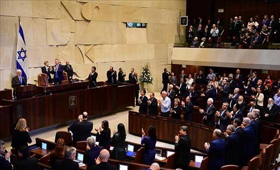 الحكومة الإسرائيلية تصادق على الموازنة العامة