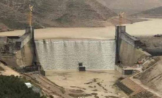 المياه تحذر من فيضان سد الوالة للمرة الأولى