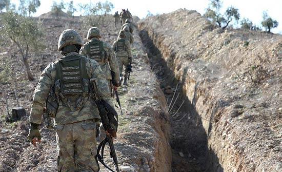 """الجيش التركي: تحييد 999 إرهابيًا منذ انطلاق """"غصن الزيتون"""""""